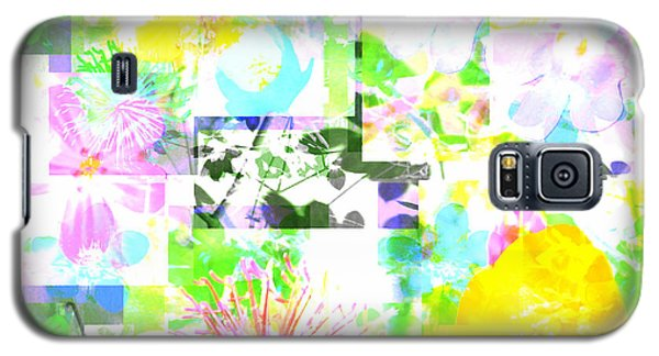 Wild About Flowers Galaxy S5 Case