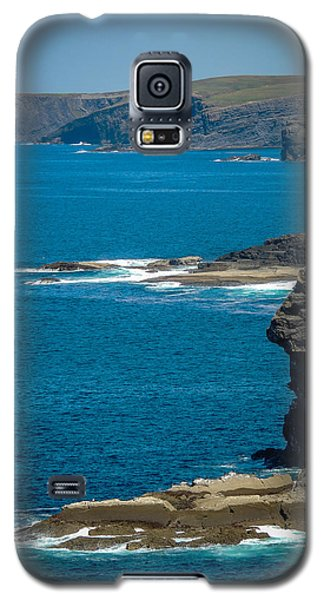 Wild Atlantic Coast Galaxy S5 Case