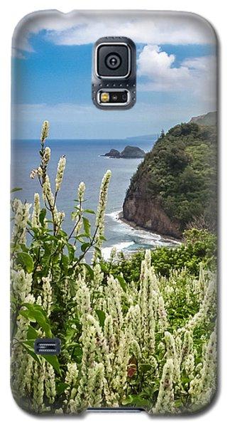 Wild Flowers At Pololu Galaxy S5 Case