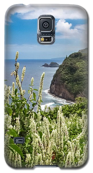 Wild Flowers At Pololu Galaxy S5 Case