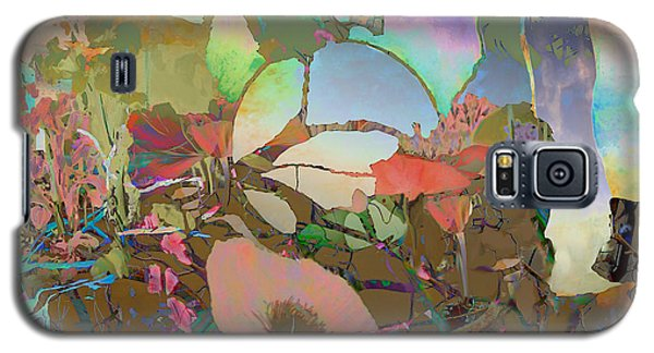 Wild Flowers Galaxy S5 Case by Ursula Freer