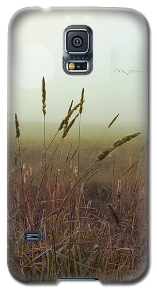 Wild Grass Galaxy S5 Case