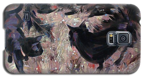 Wild Grasses  Galaxy S5 Case by Anastasija Kraineva