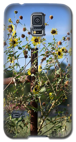 Galaxy S5 Case featuring the photograph Wild Growth by Erika Weber