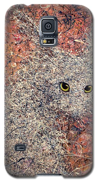 Rabbit Galaxy S5 Case - Wild Hare by James W Johnson