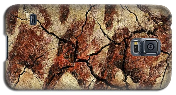 Wild Horses - Cave Art Galaxy S5 Case by Dragica  Micki Fortuna