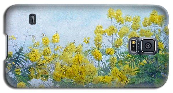 Wild In Yellow Galaxy S5 Case
