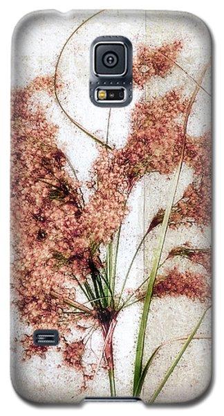 Wild Indian Rice In Autumn #2 Galaxy S5 Case