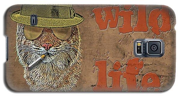 Wild Life Galaxy S5 Case