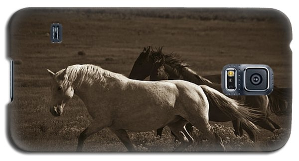 Wild Mustangs Of New Mexico 10 Galaxy S5 Case