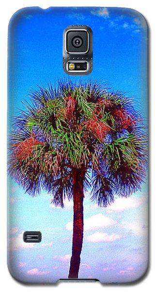 Wild Palm 1 Galaxy S5 Case