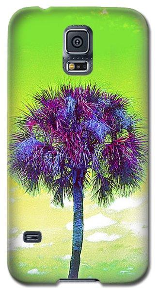 Wild Palm 3 Galaxy S5 Case