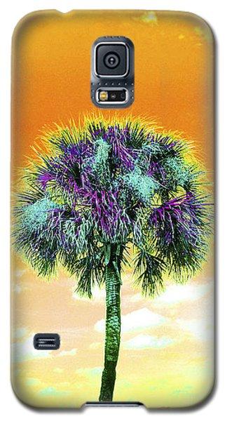 Wild Palm 5 Galaxy S5 Case