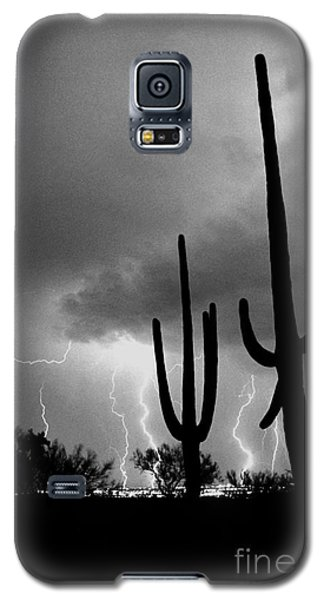 Galaxy S5 Case featuring the photograph Wild Places by J L Woody Wooden