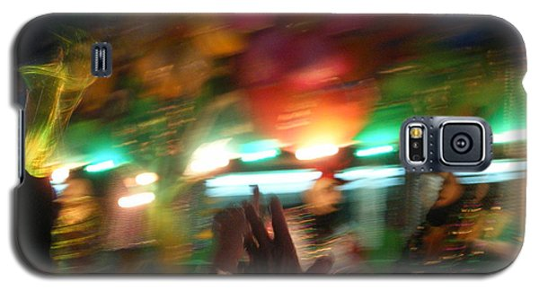 Galaxy S5 Case featuring the photograph Wild Ride by Nathan Rupert