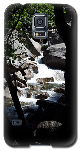 Galaxy S5 Case featuring the photograph Wild River by Brian Williamson