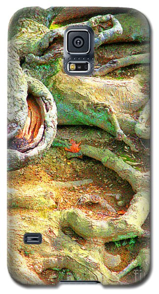 Wild Roots By Christopher Shellhammer Galaxy S5 Case