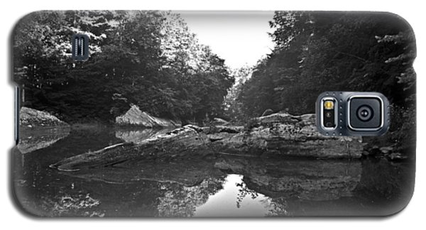 Galaxy S5 Case featuring the photograph Wild Stream Wat 237 by G L Sarti