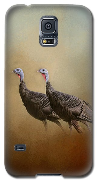 Wild Turkey At Shiloh Galaxy S5 Case