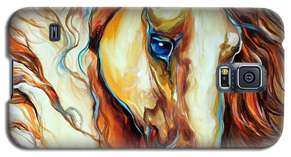 Wild West Buckskin Galaxy S5 Case