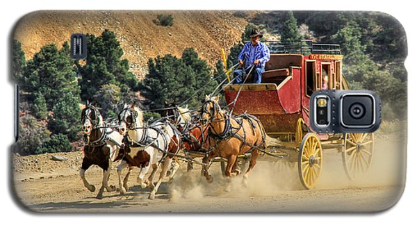 Wild West Ride 2 Galaxy S5 Case