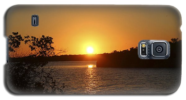 Wildcat Cove Sunset Galaxy S5 Case by Megan Dirsa-DuBois