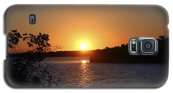 Wildcat Cove Sunset2 Galaxy S5 Case by Megan Dirsa-DuBois