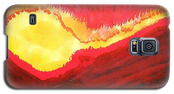 Wildfire Original Painting Galaxy S5 Case