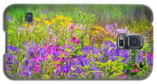 Wildflower Beauty  Galaxy S5 Case