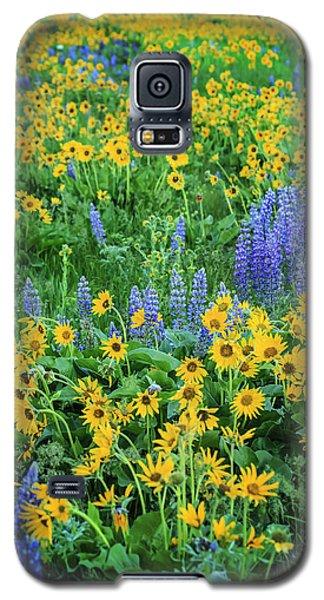 Wildflower Bounty Galaxy S5 Case