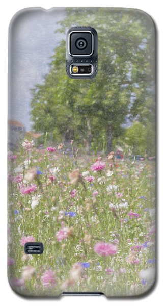Wildflower Impressionism Galaxy S5 Case
