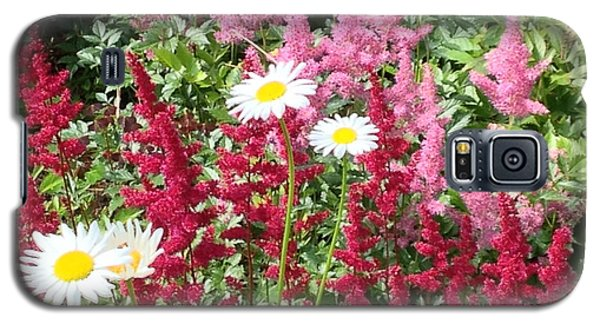 Wildflower Medley Galaxy S5 Case