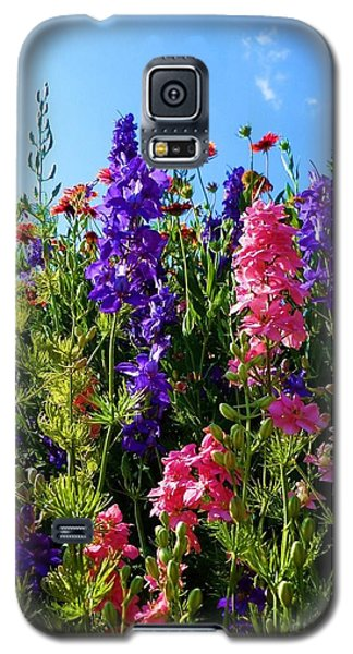Wildflowers #14 Galaxy S5 Case