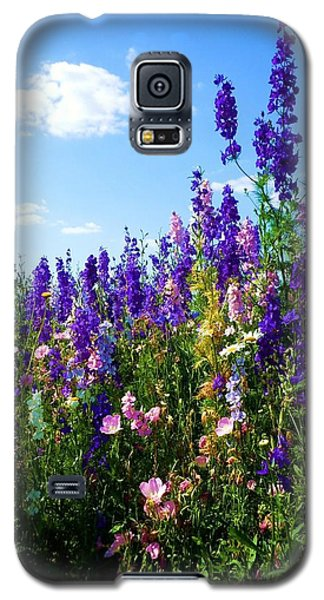 Wildflowers #9 Galaxy S5 Case