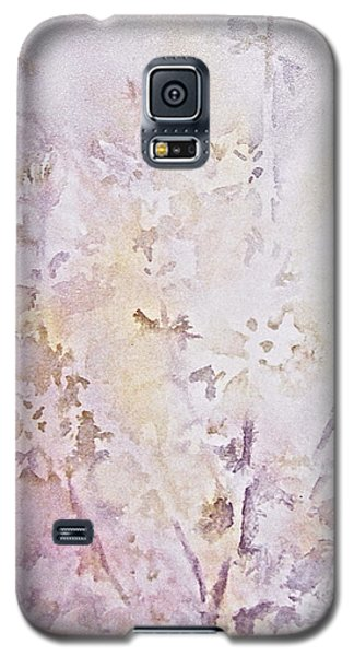 Wildflowers Two Galaxy S5 Case by Carolyn Rosenberger