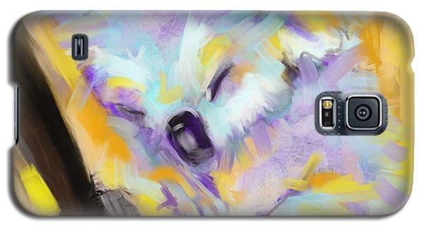 Wildlife Cuddle Koala Galaxy S5 Case
