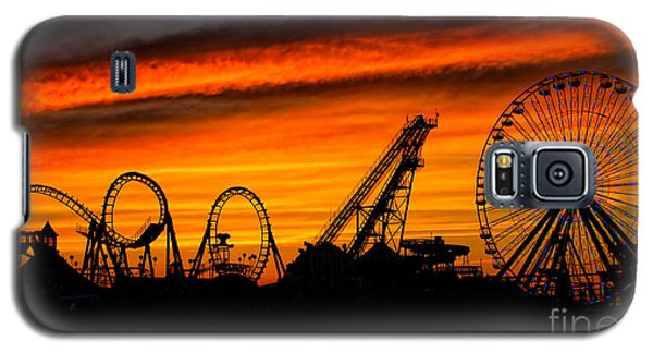 Wildwood At Dawn Galaxy S5 Case