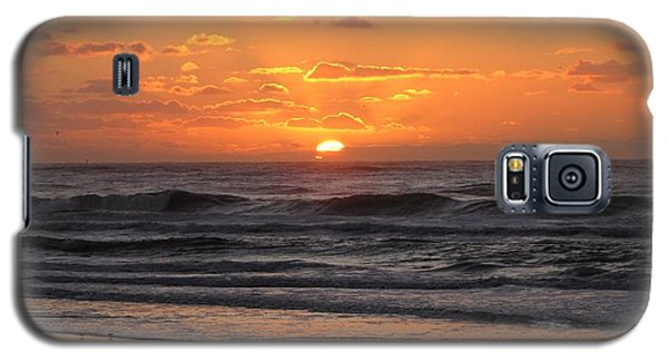 Wildwood Beach Here Comes The Sun Galaxy S5 Case