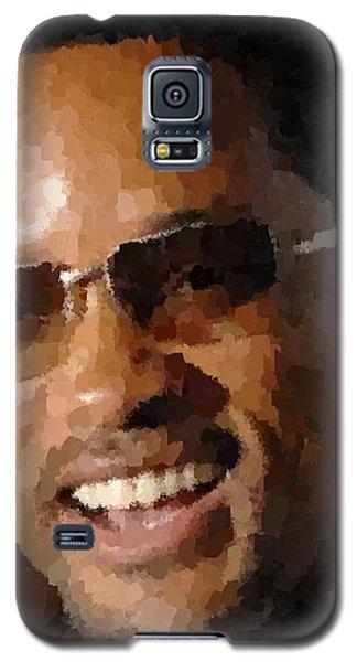 Will Smith Portrait Galaxy S5 Case