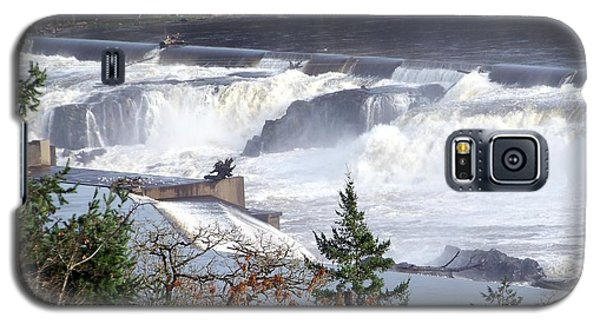 Willamette Falls Galaxy S5 Case