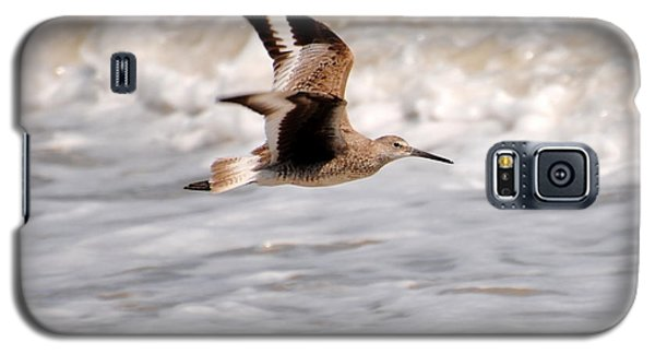Willet In Flight Galaxy S5 Case