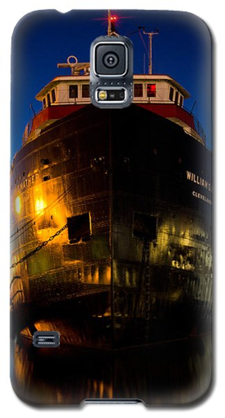 William G. Mather Maritime Museum Cleveland Ohio Galaxy S5 Case