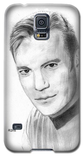 William Shatner - Capt. Kirk Galaxy S5 Case