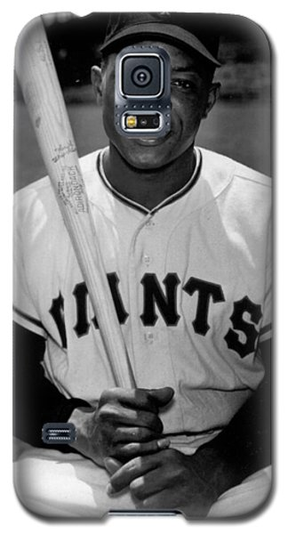 Willie Mays Galaxy S5 Case