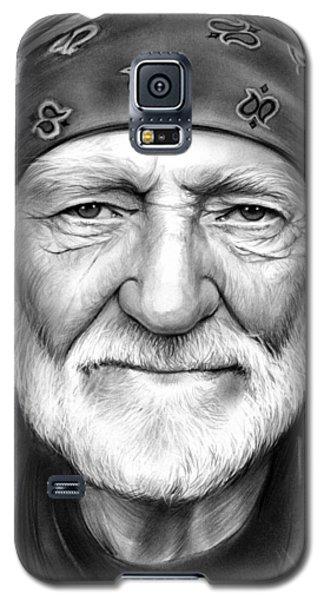 Willie Nelson Galaxy S5 Case