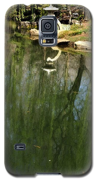 Willow Reflection 2 Galaxy S5 Case
