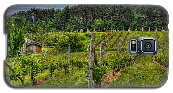 Galaxy S5 Case featuring the photograph Willows Winery by Trey Foerster