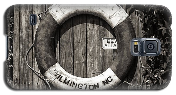 Wilmington Life Preserver Mono Galaxy S5 Case