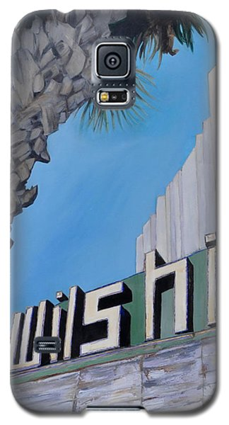 Wilshire Galaxy S5 Case by Lindsay Frost