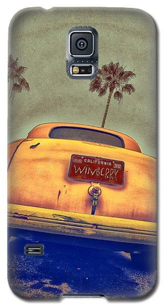 Winberry Car Galaxy S5 Case
